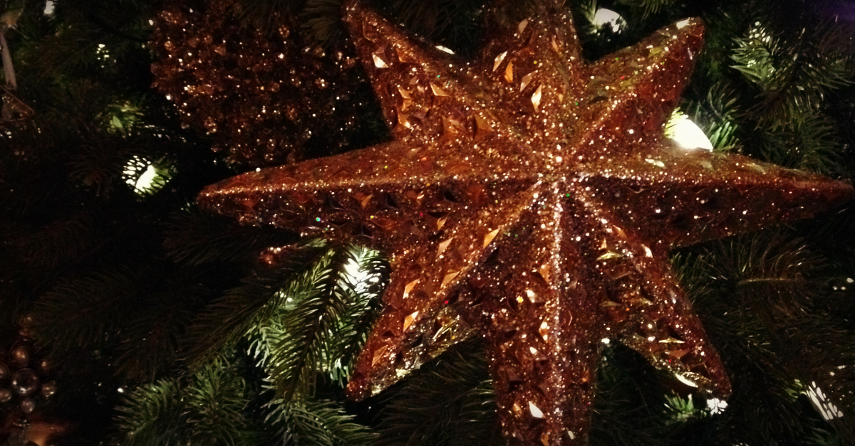 Surviving Christmas: Learning to Be Like Mary When You Feel Like Martha