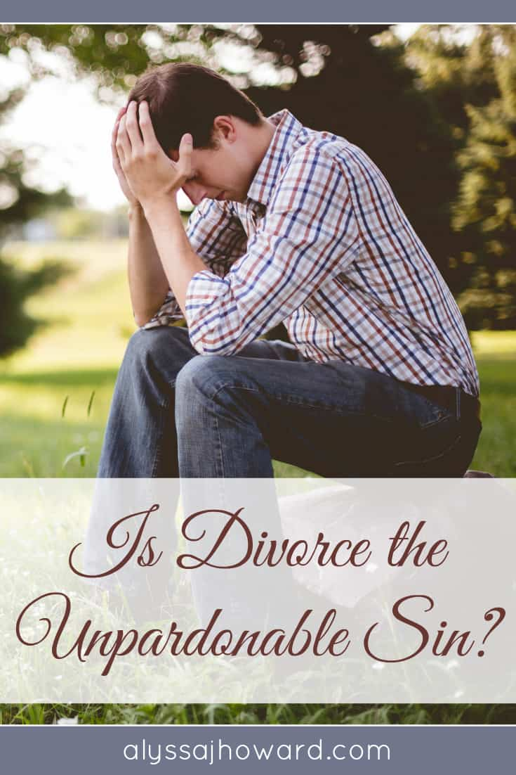 The Bible is clear that God hates divorce, but does that give us the right to condemn divorced individuals for life? What about repentance and forgiveness?