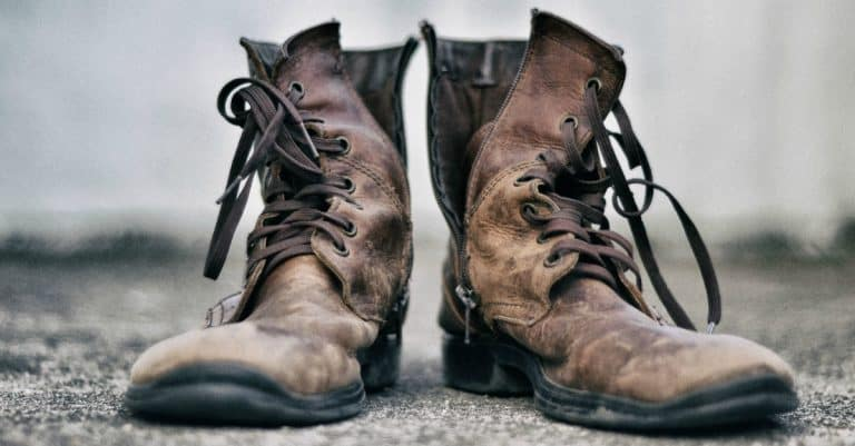 Armor of God: Shoes of Peace