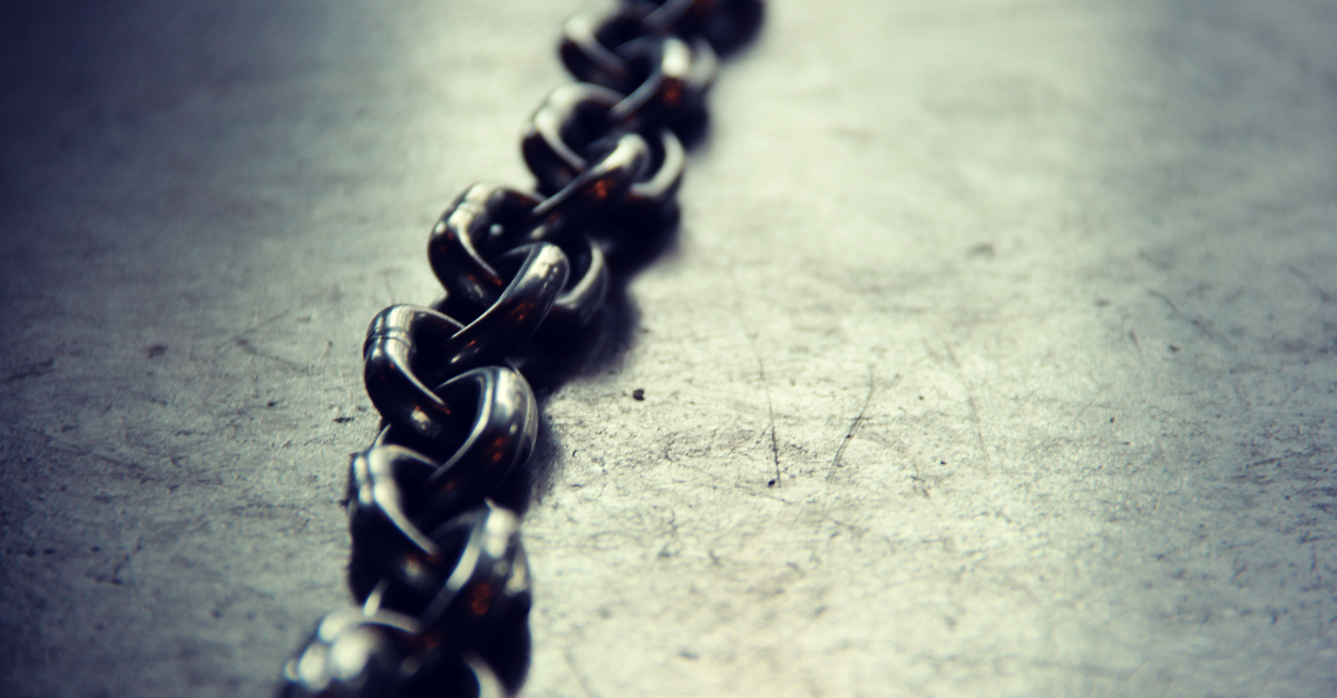 Living in the Past: Leaving the Chains Behind