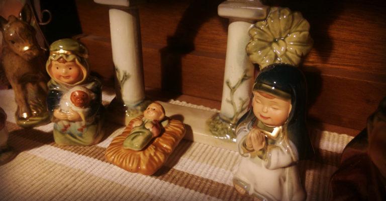 The Night King Jesus Was Born
