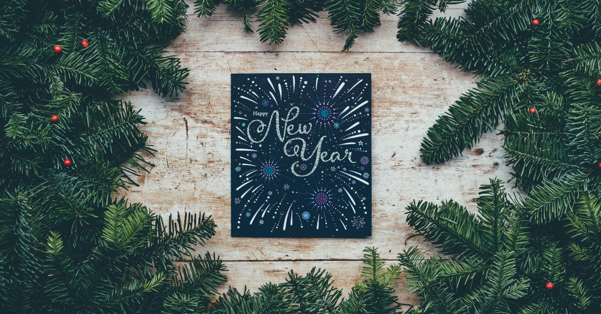 Putting on My New Nature: My New Year's Resolution