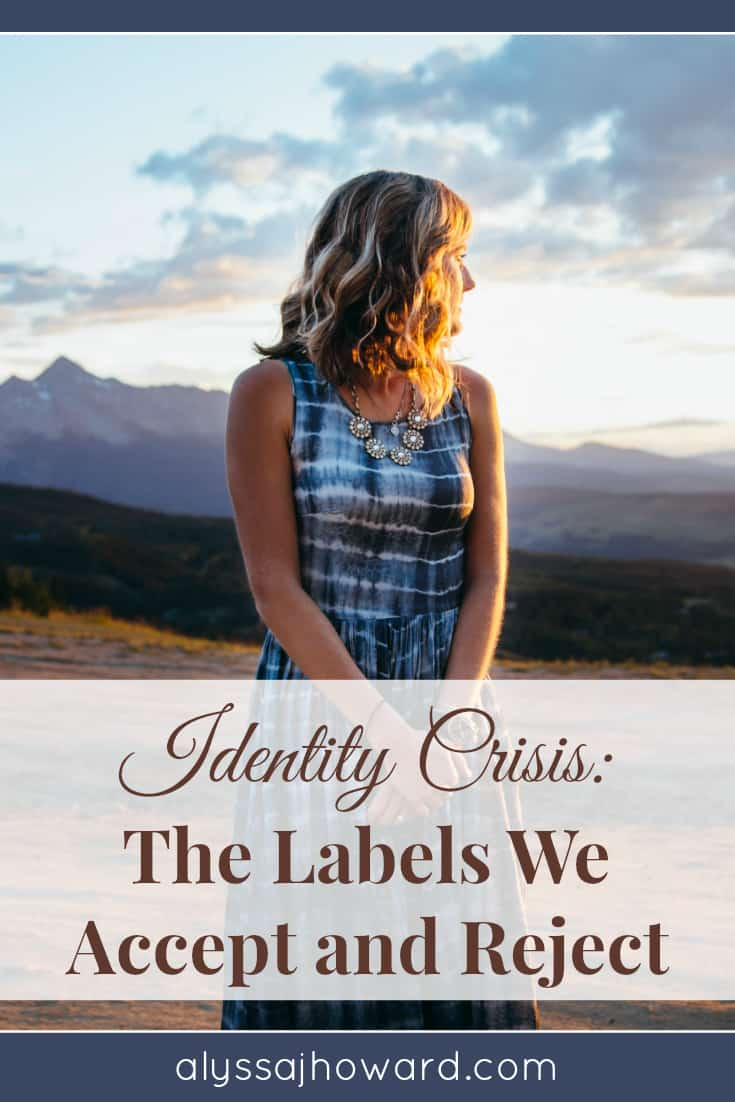 As children of God, we don't have to create our identities from scratch. And we don't have to second guess ourselves and wonder if the labels given to us by the world are true. We have an identity that is true and secure in Christ. And it's an identity that no one can take away from us.