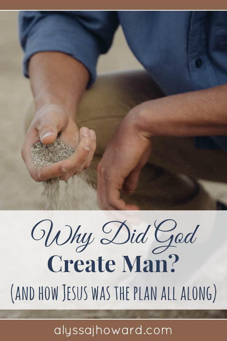why did god create man - 735×1102
