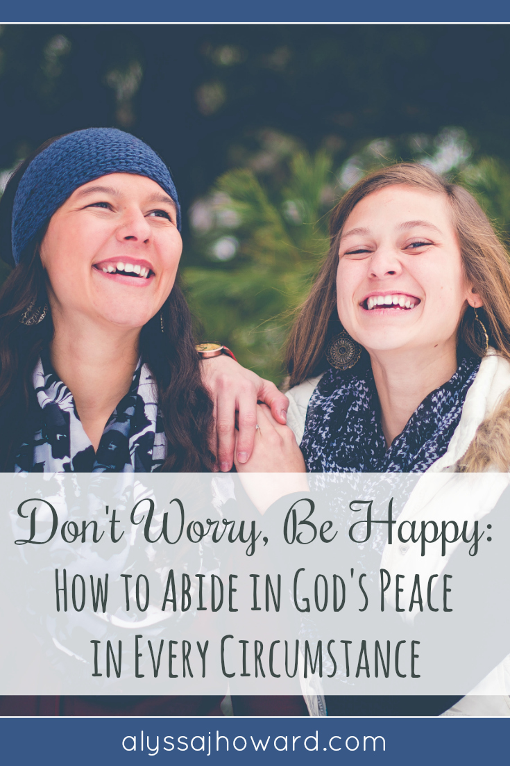 We all desire peace and happiness in our lives. Here are three key takeaways from Paul's life when it comes to living a life of peace in every circumstance.