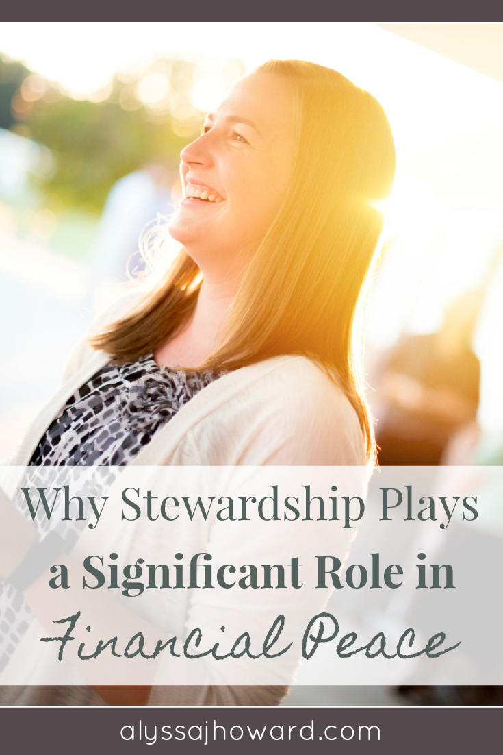 The Bible calls us stewards of God, but have you ever wondered what stewardship looks like in practice? Truth be told, being a good steward is critical to our financial peace.