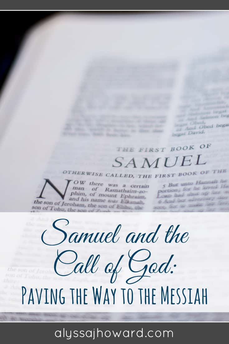 God used Samuel in a might way to transition His people towards their true purpose. Salvation would come from the Israelite nation through Jesus Christ, and all nations would be blessed.