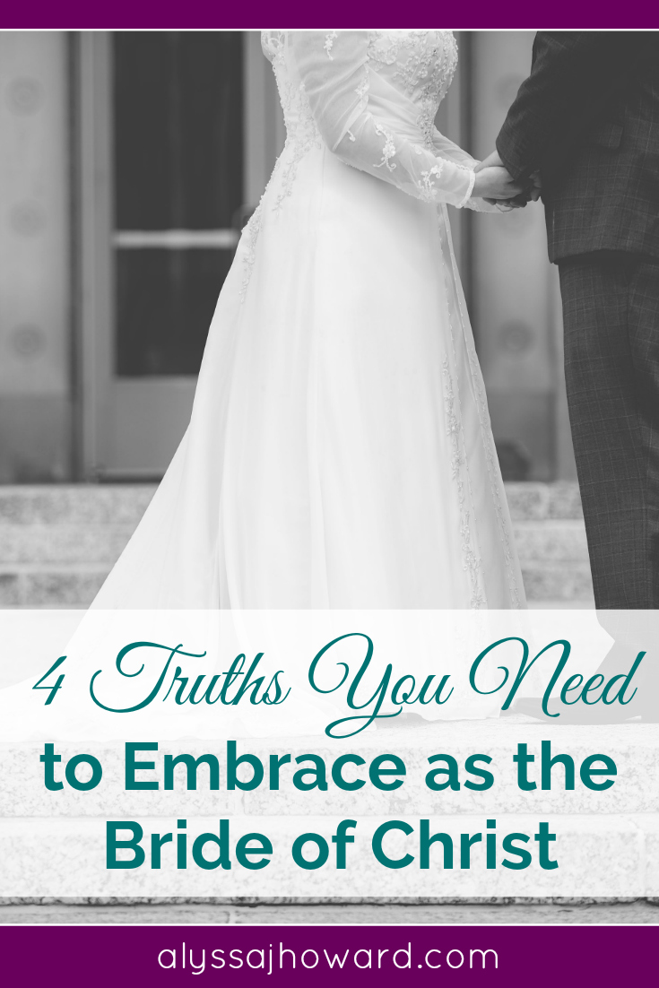 Wedding feasts and marriage analogies are spoken of throughout the Bible describing our relationship with Jesus. But what does it really mean to be the bride of Christ?