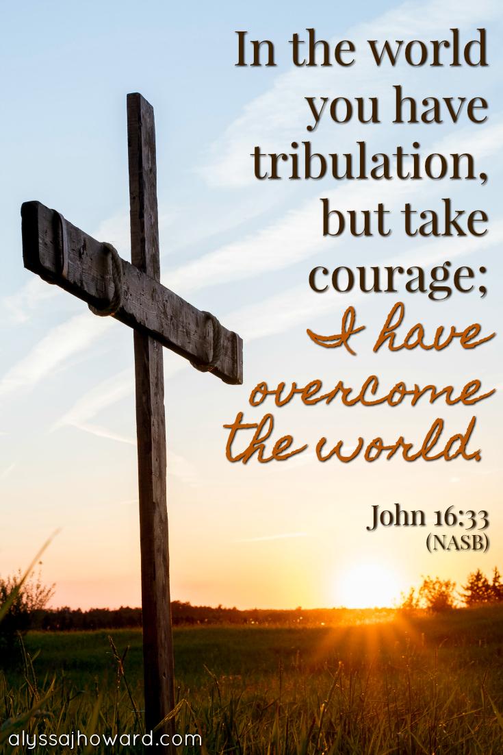 Our Victory in Jesus: The Spiritual Battle is Already Won | alyssajhoward.com