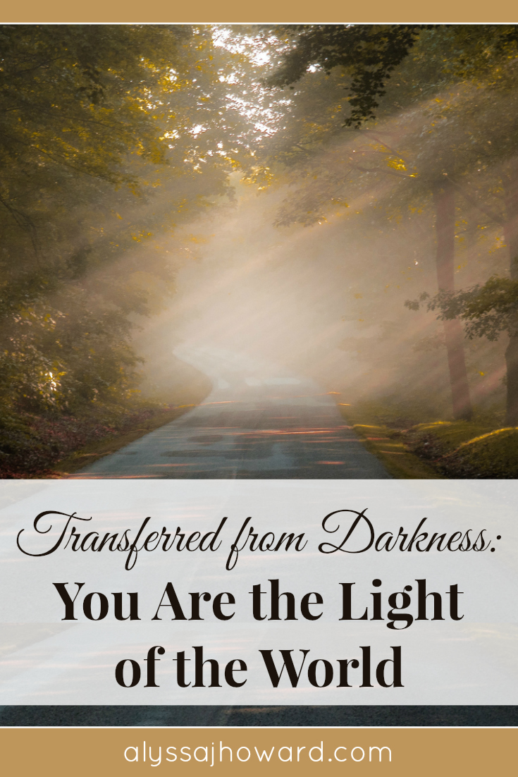 The enemy's kingdom is known as the dominion of darkness, while Jesus is known as being the Light of the world. But did you know that you are light as well?