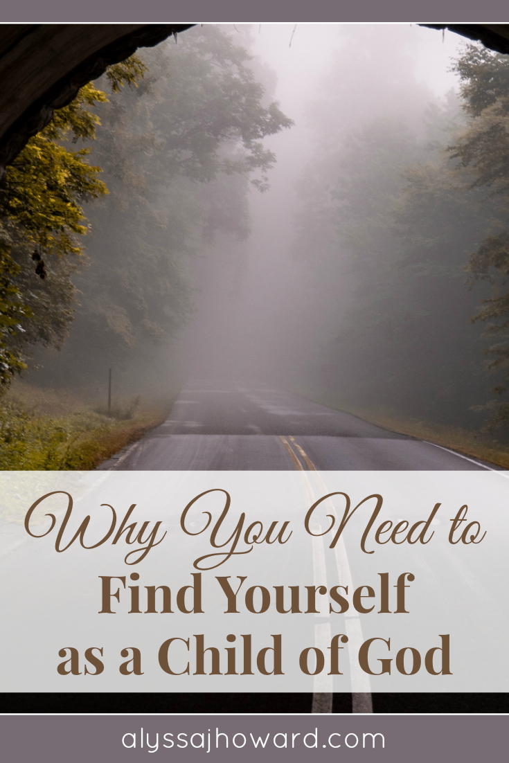 Our culture speaks often of the need to find yourself. But the truth is that the only true way to find yourself in this life is to find yourself in Christ.