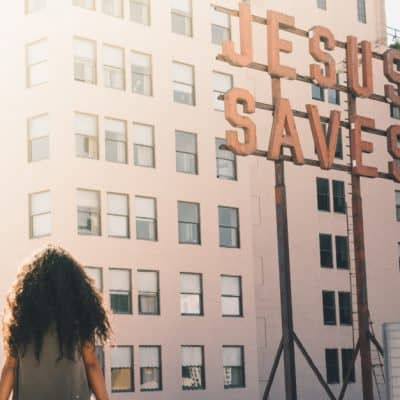 Basic Doctrines: Our Need For a Savior